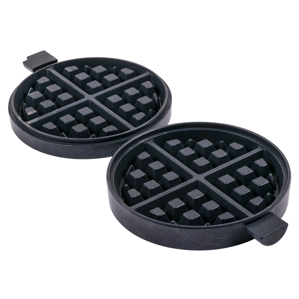 carnival king wbmgrid set of 2 replacement grids for wbm13 waffle maker - Waring Pro Waffle Maker