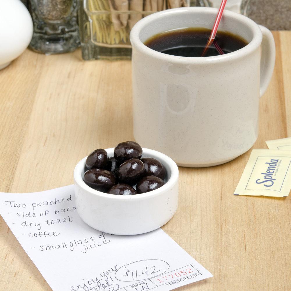 Davinci Gourmet Dark Chocolate Covered Espresso Beans 5 Lb