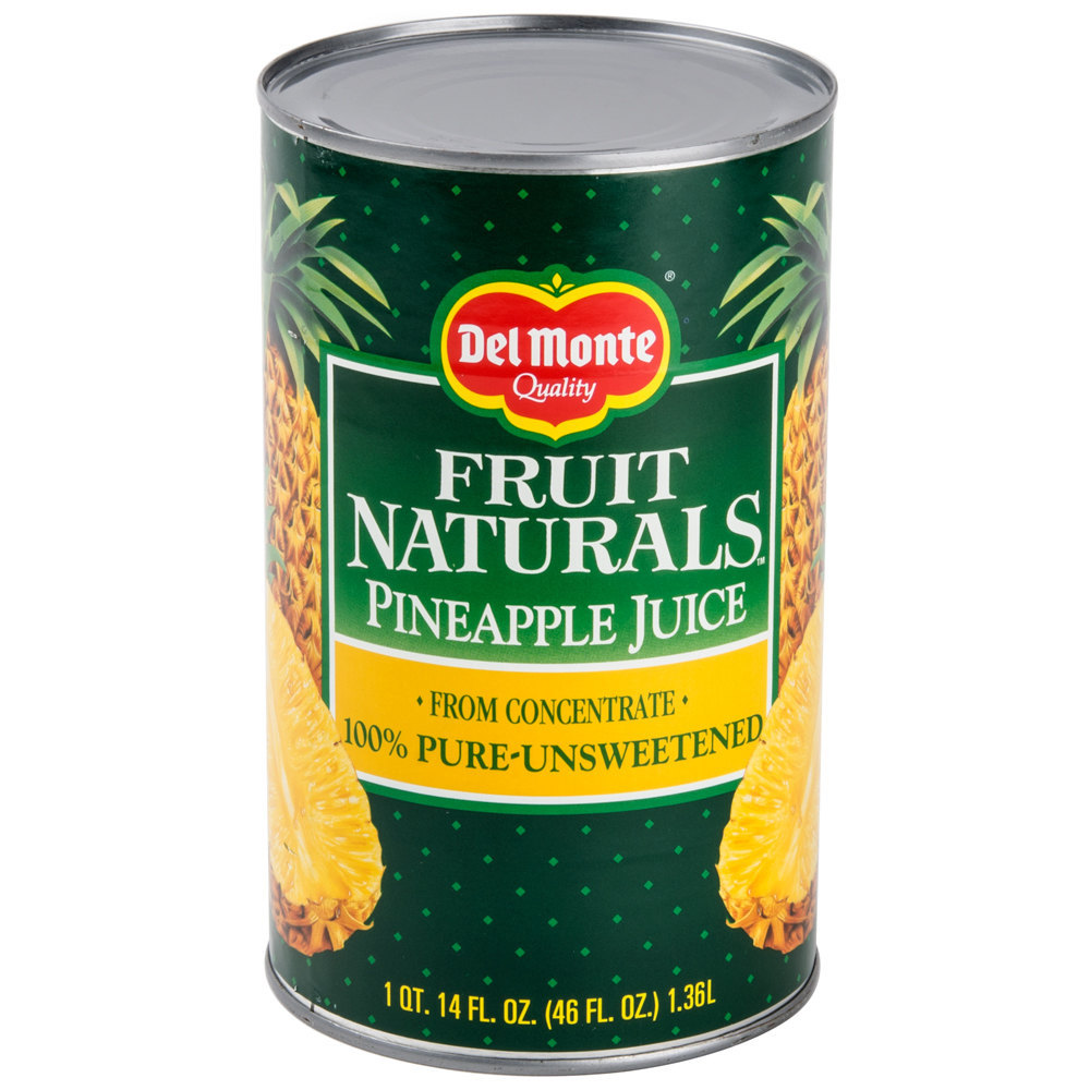 how to cook canned pineapple