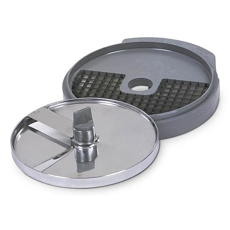 Robot Coupe 28136 Grating Disc for Large Food Processors - 4 mm (5/32 inch) Diameter Cuts
