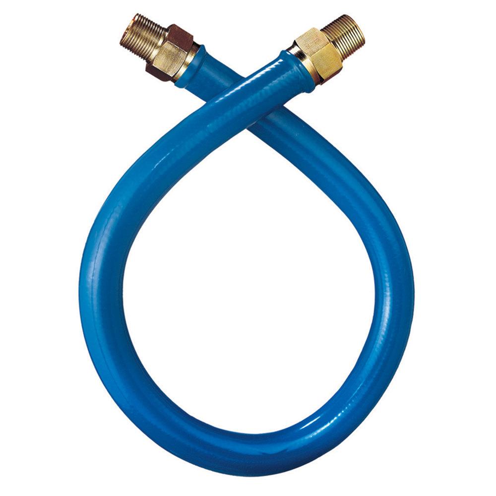 Dormont 1650bp48 blue hose stainless steel moveable for Restaurant domont