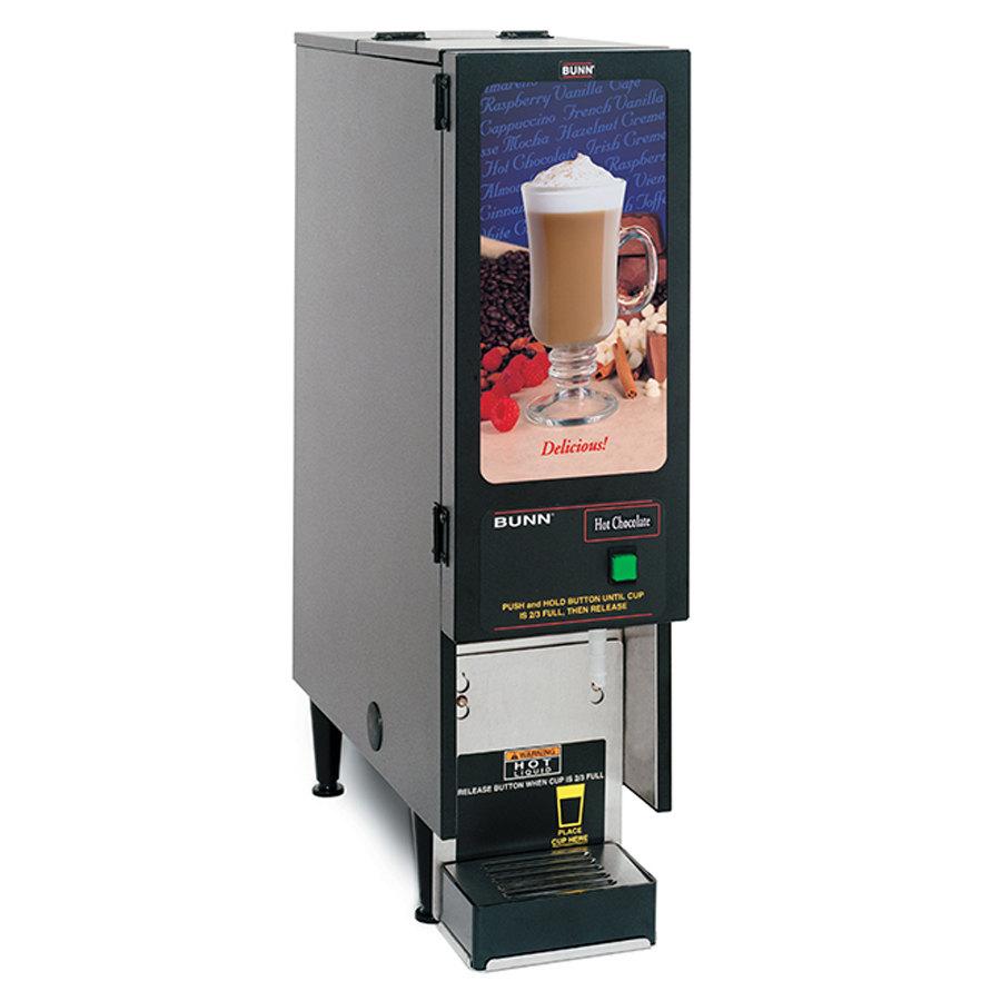 cappuccino machine mix
