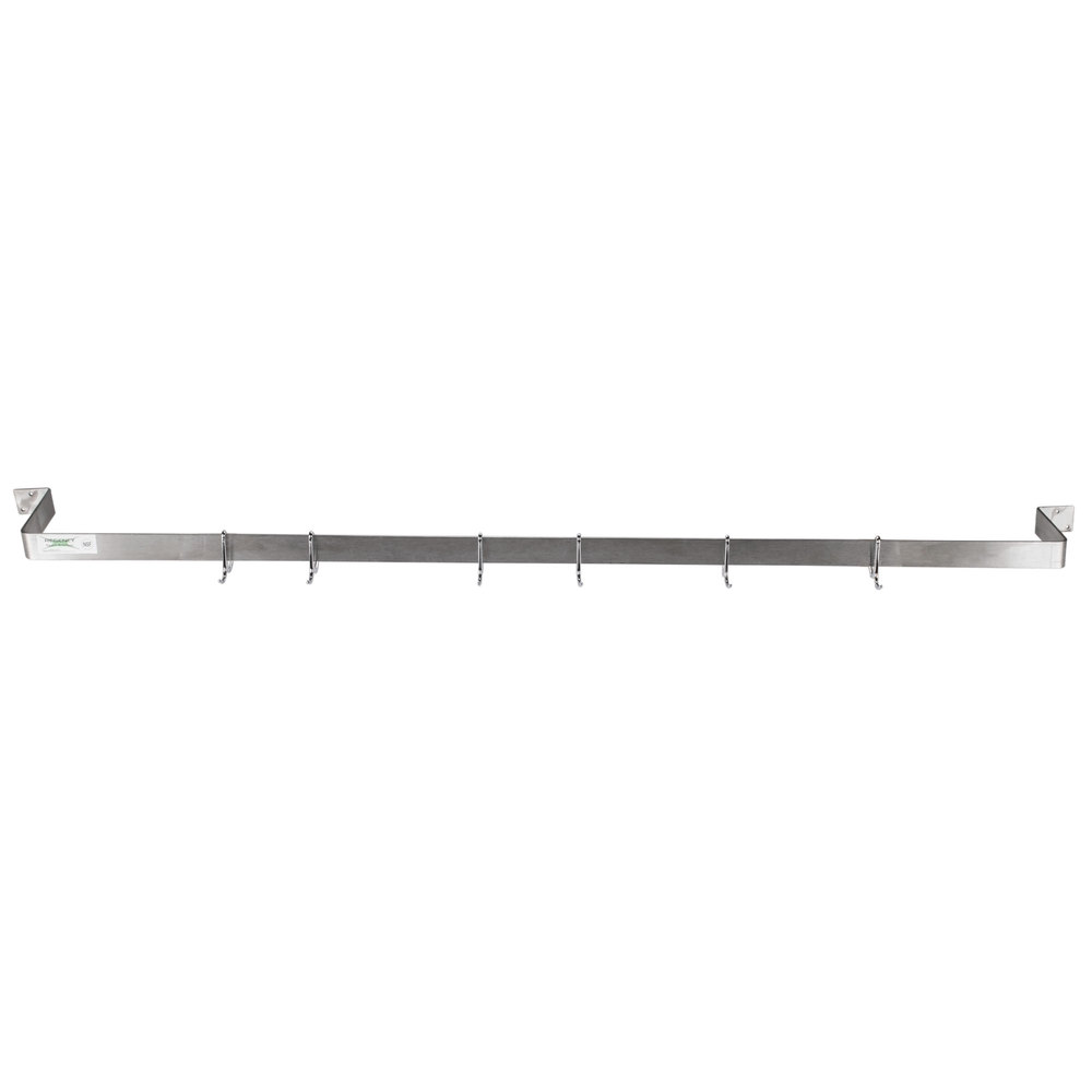 Regency 72 Quot Stainless Steel Wall Mounted Single Line Pot