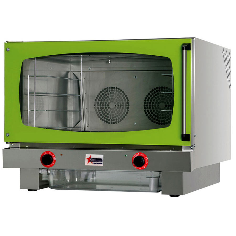 Ecologic Full Size Countertop Convection Oven with 4 Full Size Trays ...