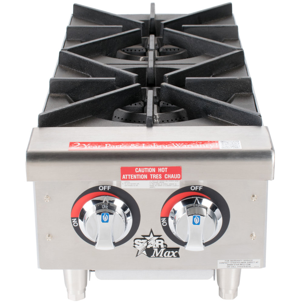 Countertop Gas Stove Portable : ... Max 602HF 12