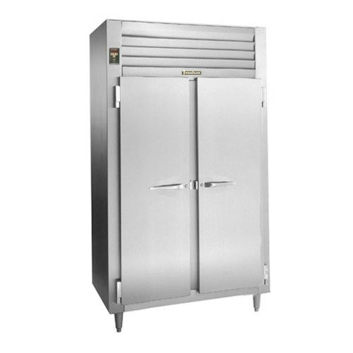 Traulsen ALT232DUT-FHS 42 Cu. Ft. Two-Section Solid Door Narrow Reach-In Freezer - Specification Line