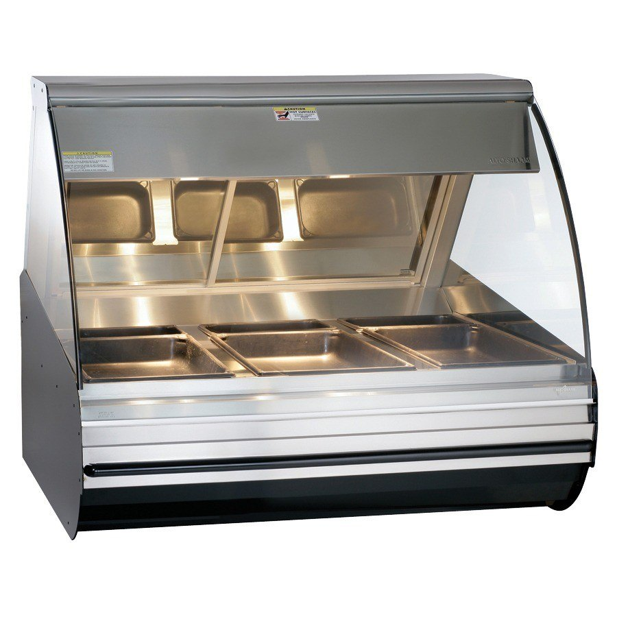 Alto Shaam Hn2 48 Heated Display Case With Curved Glass