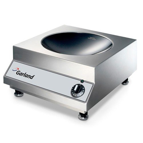 Garland / US Range 240V Single Phase (QuickShip) Garland GI-SH/WO 3500 Countertop Induction Wok Range 3500W at Sears.com