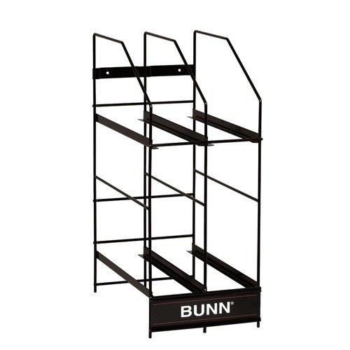 Bunn 4 Position Hopper Rack for MHG Smart Hoppers (Bunn 36760.0001) at Sears.com