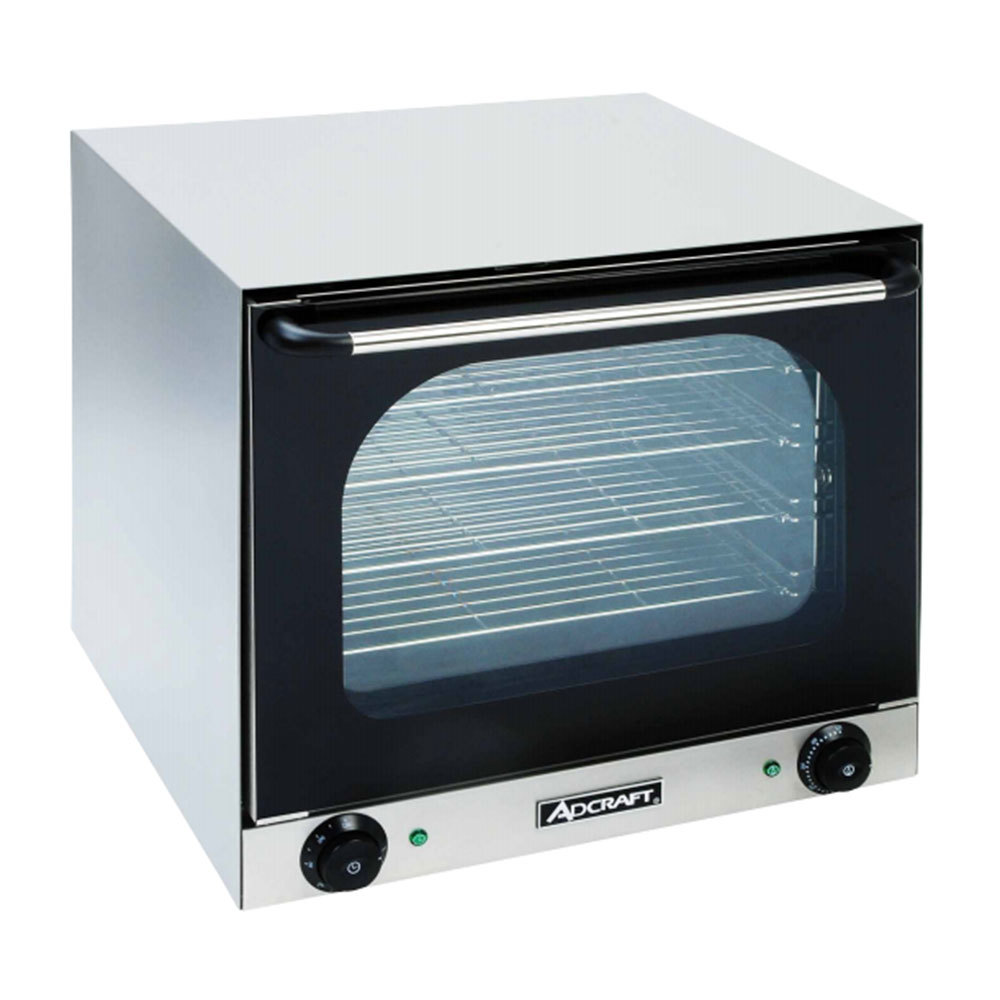 Commercial Countertop Convection Oven Adcraft-coh-2670w-half-size- ...