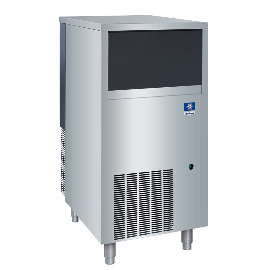 Manitowoc RF0266A Undercounter Flake Ice Machine Air Cooled 182 lb. - 60 lb. Bin