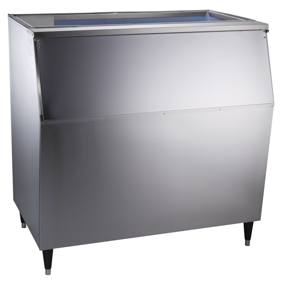 IMI Cornelius B 1048SS Ice Machine Bin 1000 Pound Stainless Steel