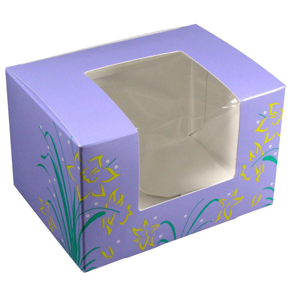 Easter egg box 1 lb window candy box 5 1 2 x 4 x 3 1 2 for 1 x 3 window