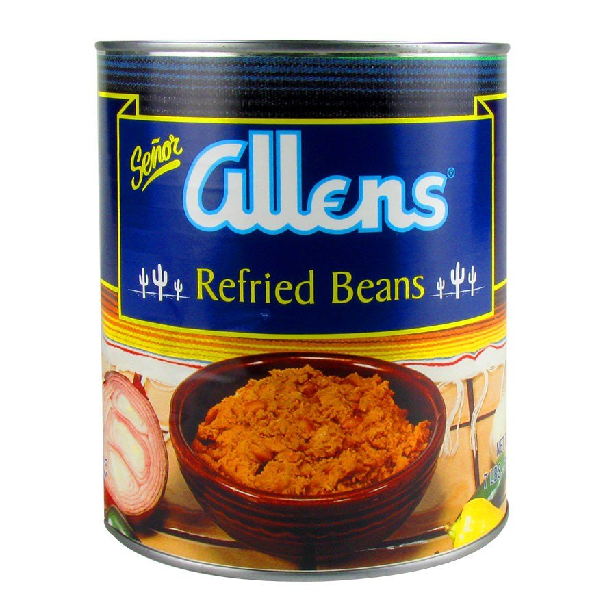 Refried Beans 6 - #10 Cans / Case