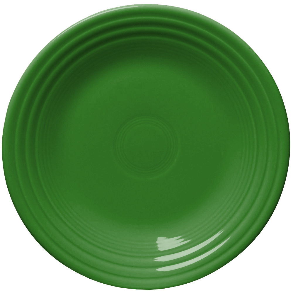 "Homer Laughlin 465324 Fiesta Shamrock 9"" Luncheon Plate - 12 / Case"