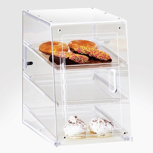 Cal Mil 942-S Classic Self-Serve U-Build Display Case – 13 1/2 inch x 22 inch x 21 inch