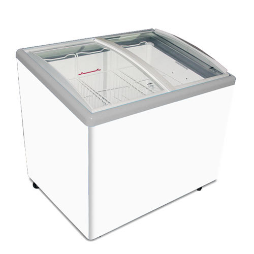 Excellence EAC-39 Glass Top Chest Freezer - 9.1 Cu. Ft.