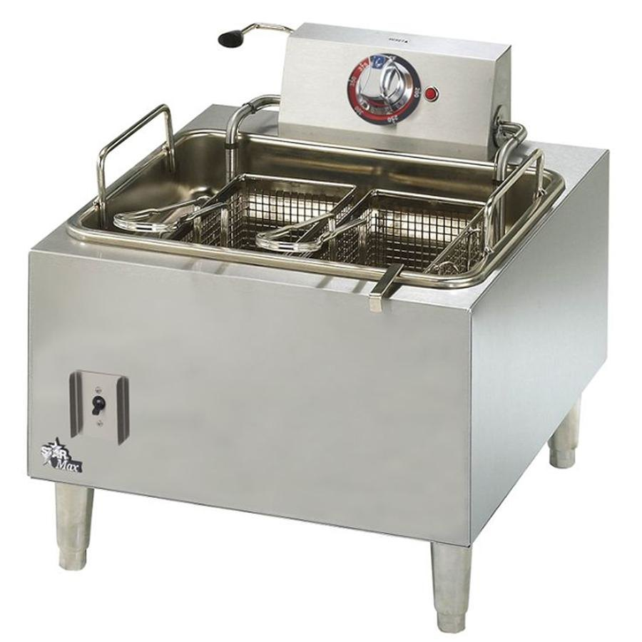 ... 301HLF 15 Pound Commercial Countertop Deep Fryer 5300W at Sears.com