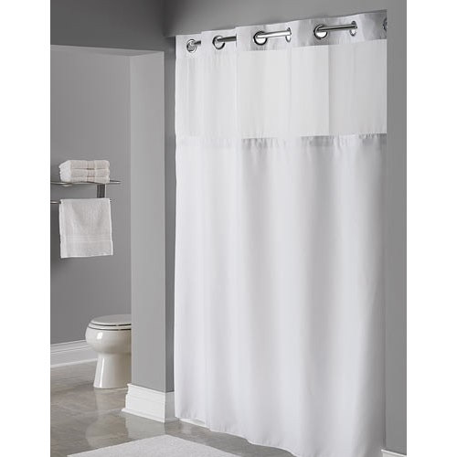 Captivating ... Shower Curtain Liner With Magnets   70. Main Picture; Image Preview