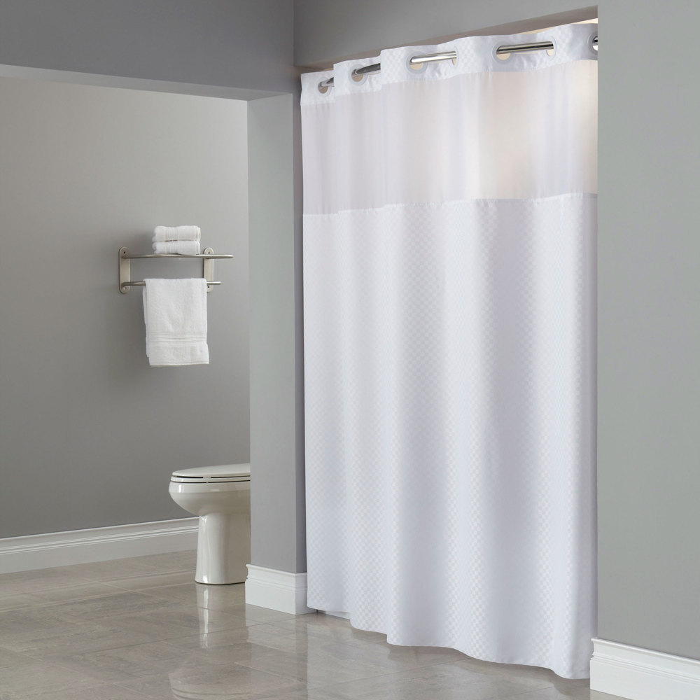 white bathroom window curtains hookless hbh72ptm0177 white repet one planet daytona 21491