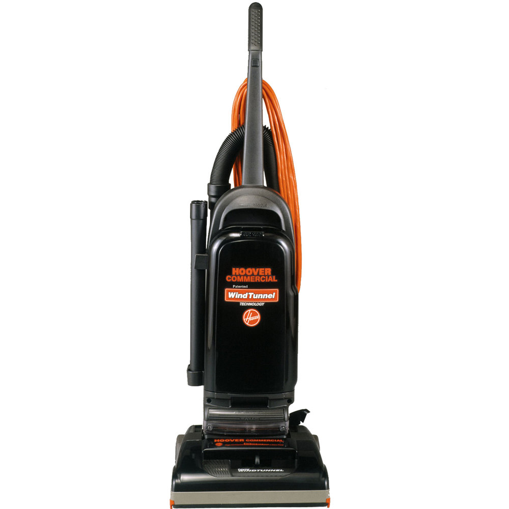 Hoover C1703 900 Windtunnel 13 Quot Commercial Bagged Vacuum