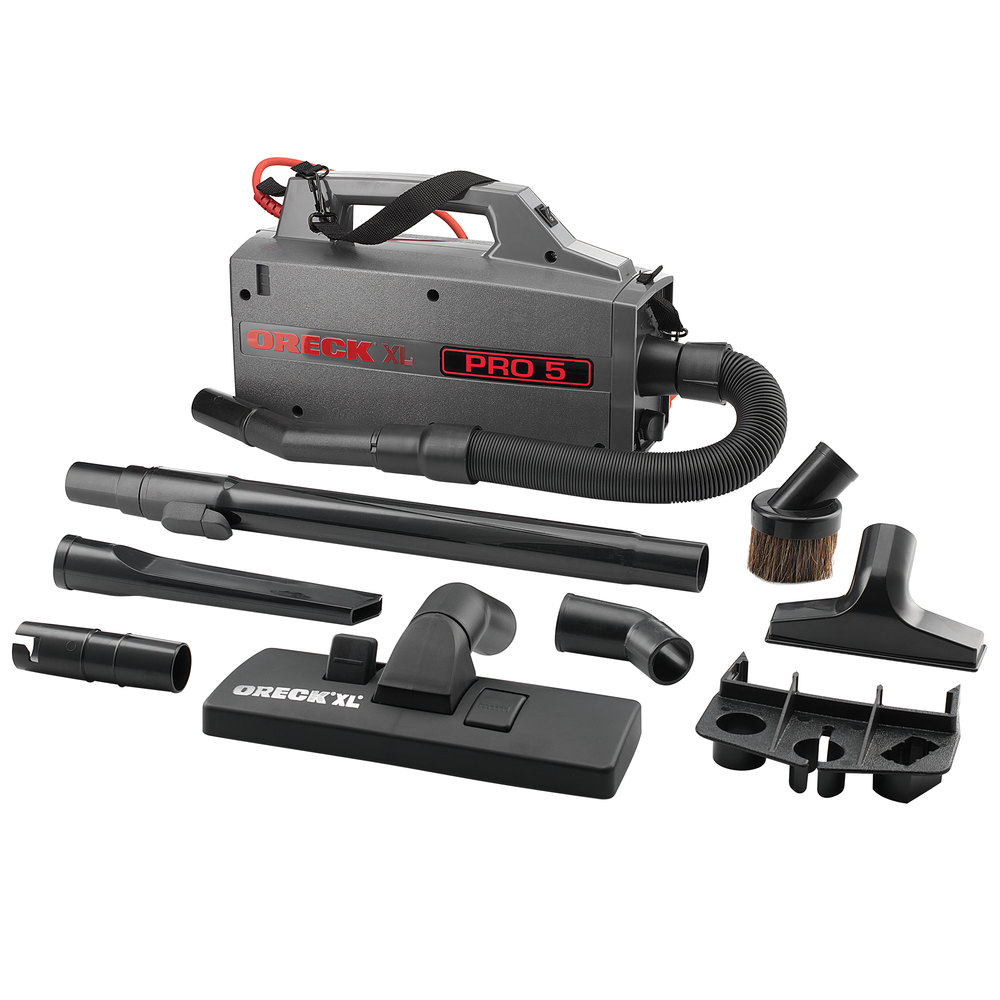 Oreck Bb900 Dgr Xl Pro 5 Canister Vacuum Cleaner