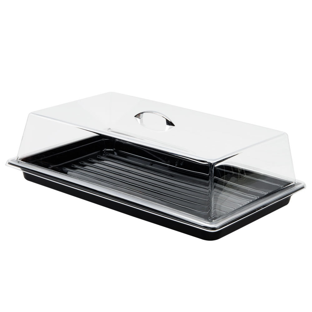 Sample and Display Tray Kit with Black Polycarbonate Tray and ...