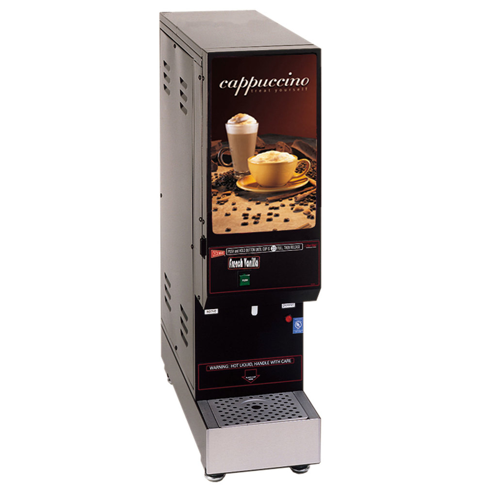 Cecilware GB1M-LD Single Cappuccino Dispenser - 120V