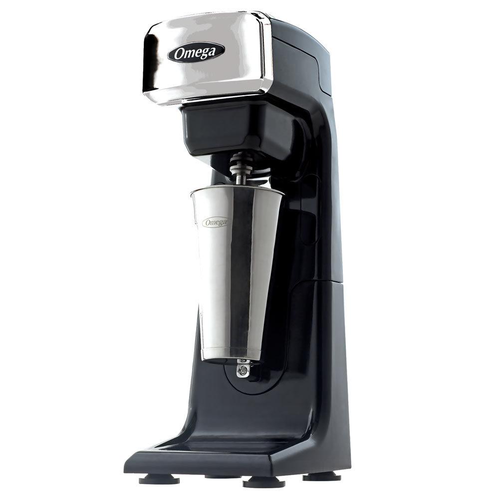 120 volts omega m1000 single spindle two speed drink mixer 120v - Milkshake Machine