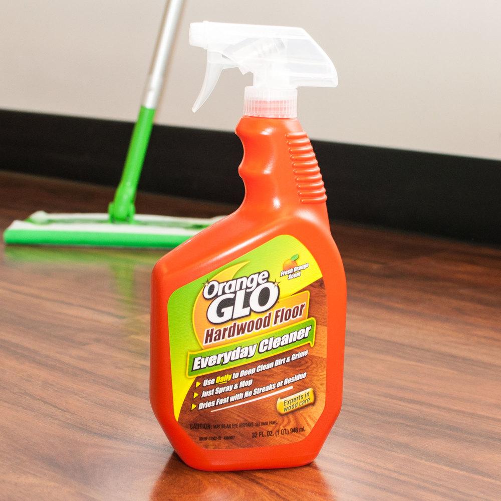 Orange Glo 32 Oz Hardwood Floor And Surface Cleaner