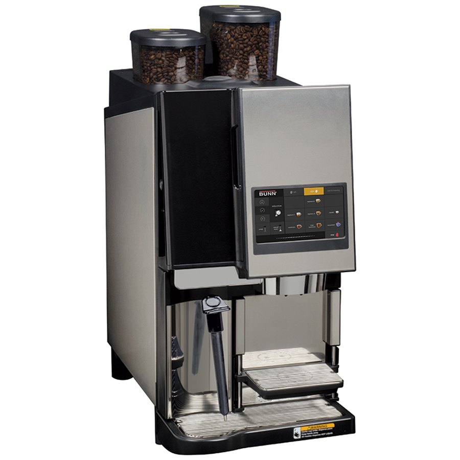 used bunn cappuccino machine