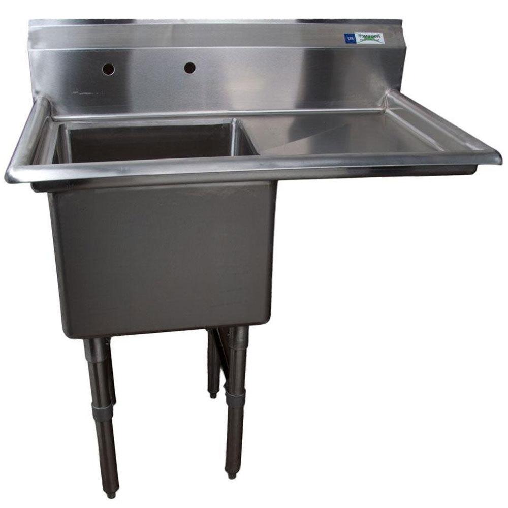 Sinks 16 Gauge Stainless Steel Rectangle Undermount Kitchen Sink ...