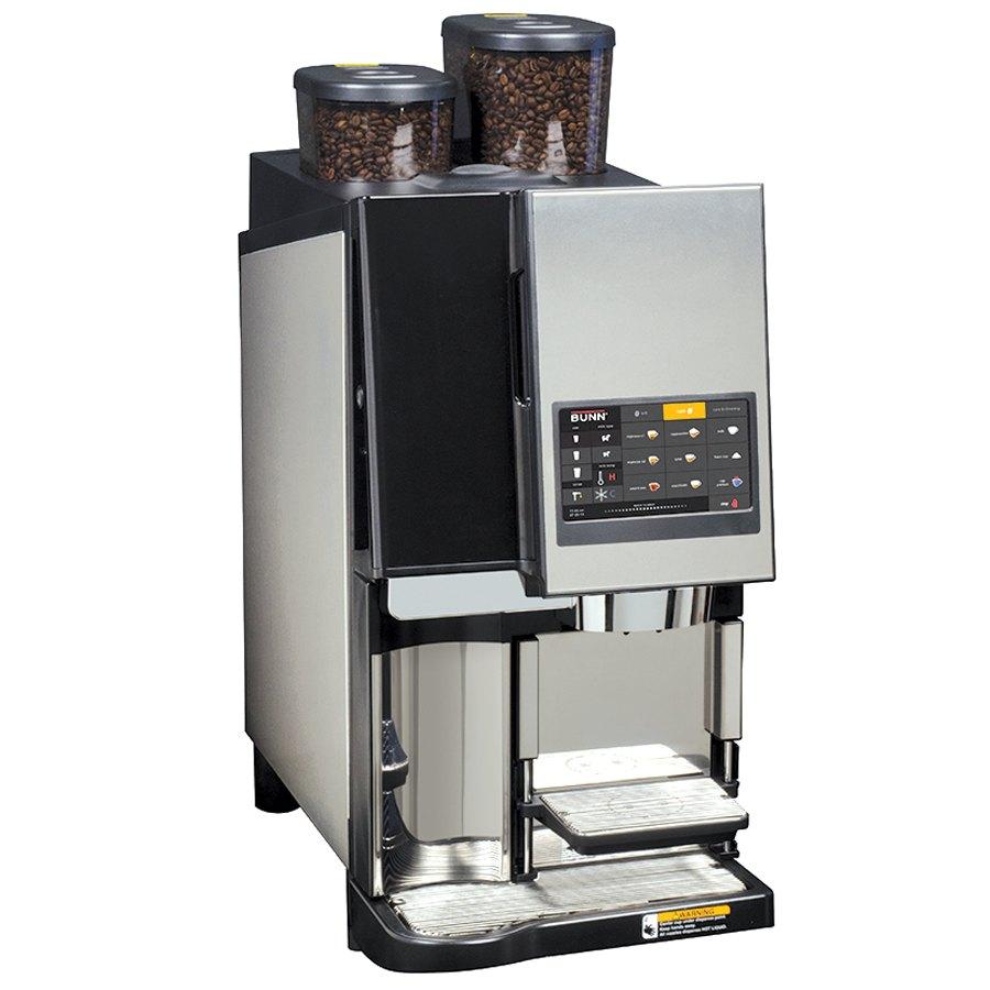 how to use a bunn coffee machine