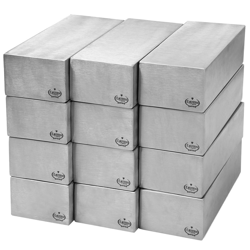 Stainless Steel Block : Eastern tabletop bmw quot stainless steel