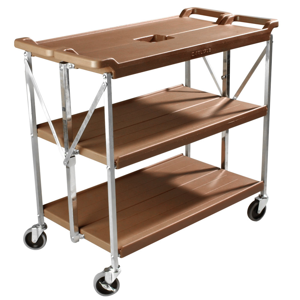 choosing a food service cart | weight capacity calculator