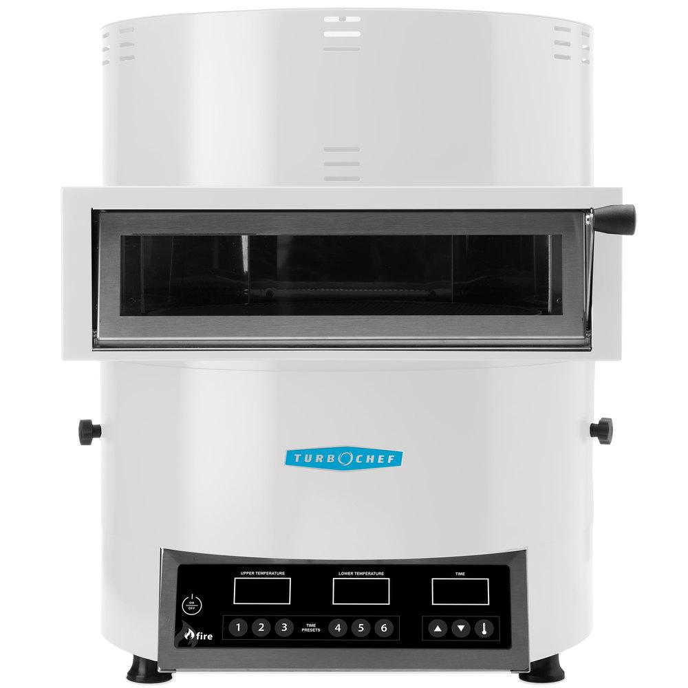 turbochef fire fre 9500 4 white countertop pizza oven. Black Bedroom Furniture Sets. Home Design Ideas