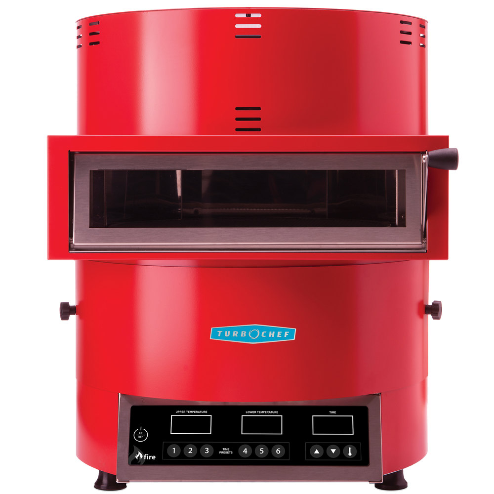 turbochef fire fre 9500 1 red countertop pizza oven. Black Bedroom Furniture Sets. Home Design Ideas