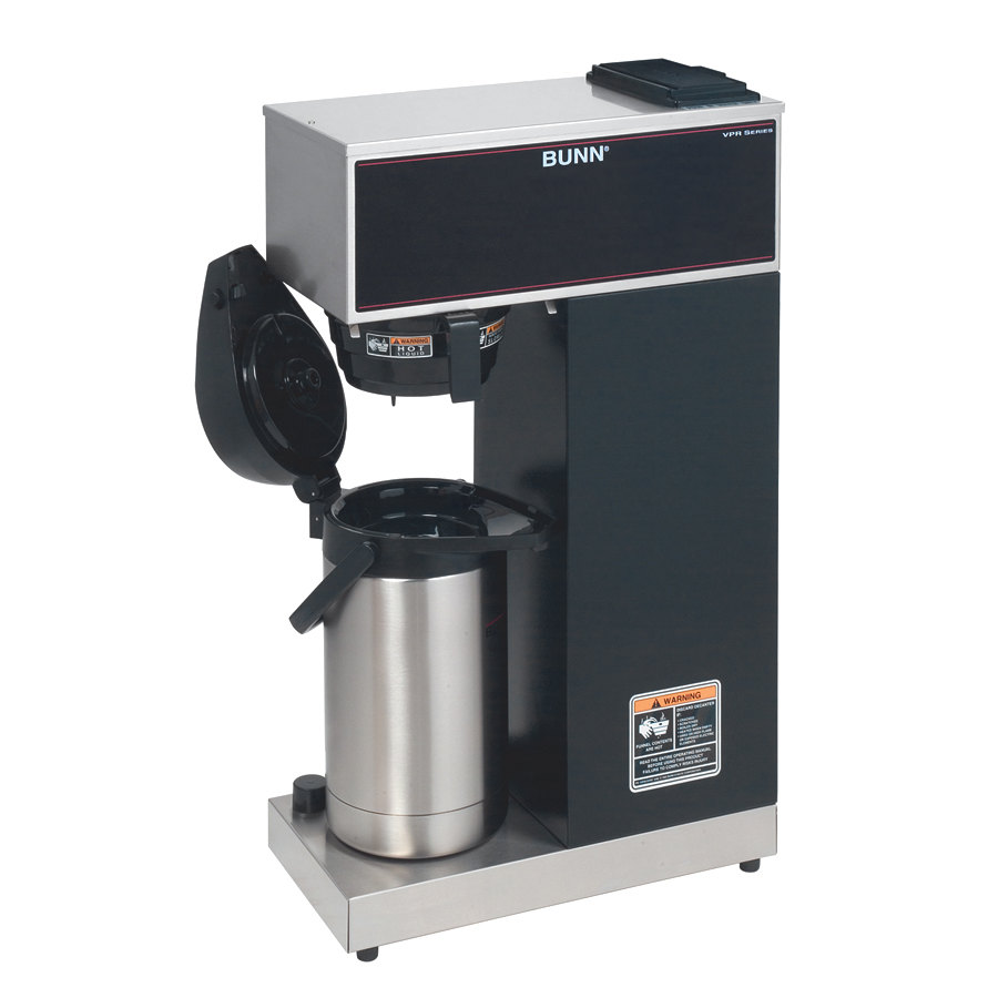 Bunn VPR-APS Pourover Airpot Coffee Brewer 120V (Bunn 33200.0010)