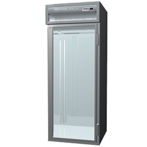 Delfield SMRRI1-G 36.15 Cu. Ft. One Section Glass Door Roll In Refrigerator - Specification Line