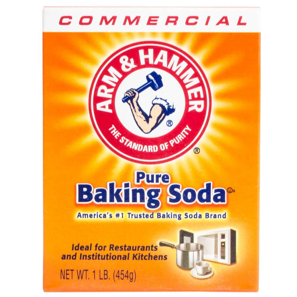 Arm Amp Hammer 1 Lb Baking Soda