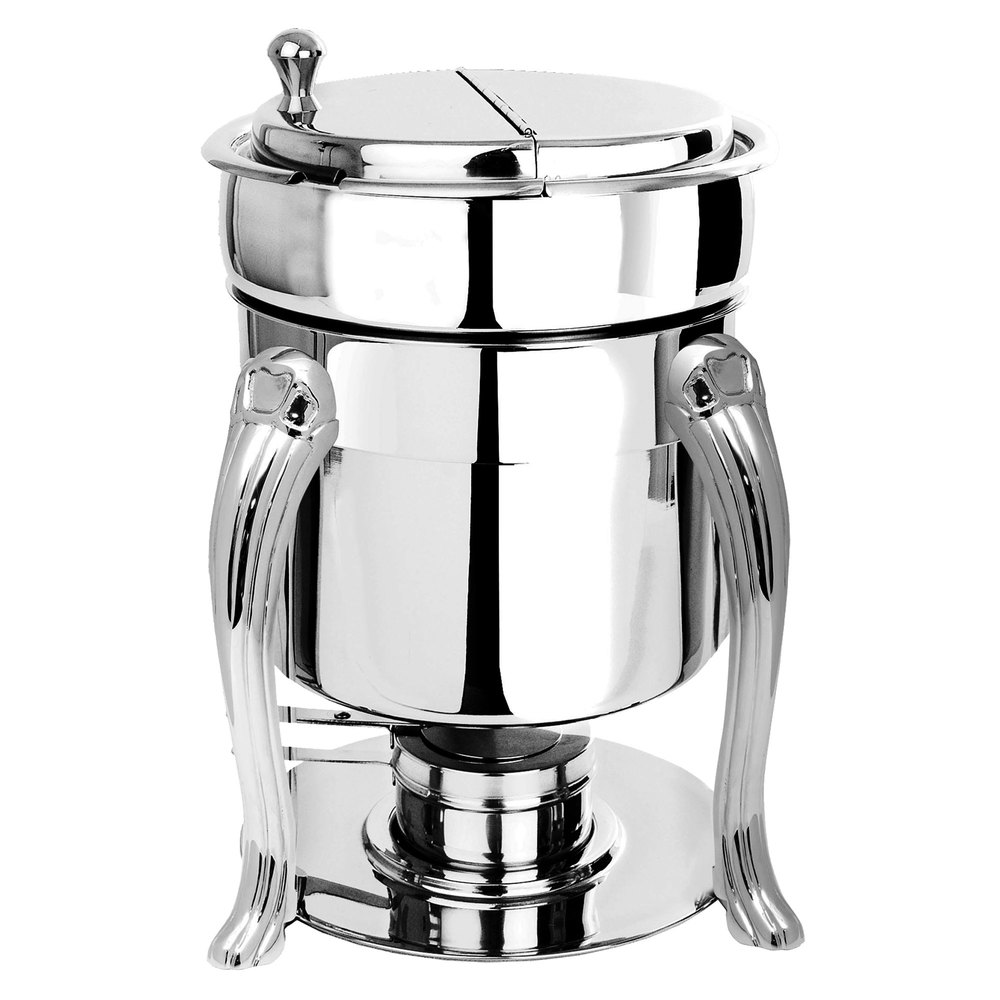Eastern Tabletop 3107qa Ss Queen Anne 7 Qt Stainless