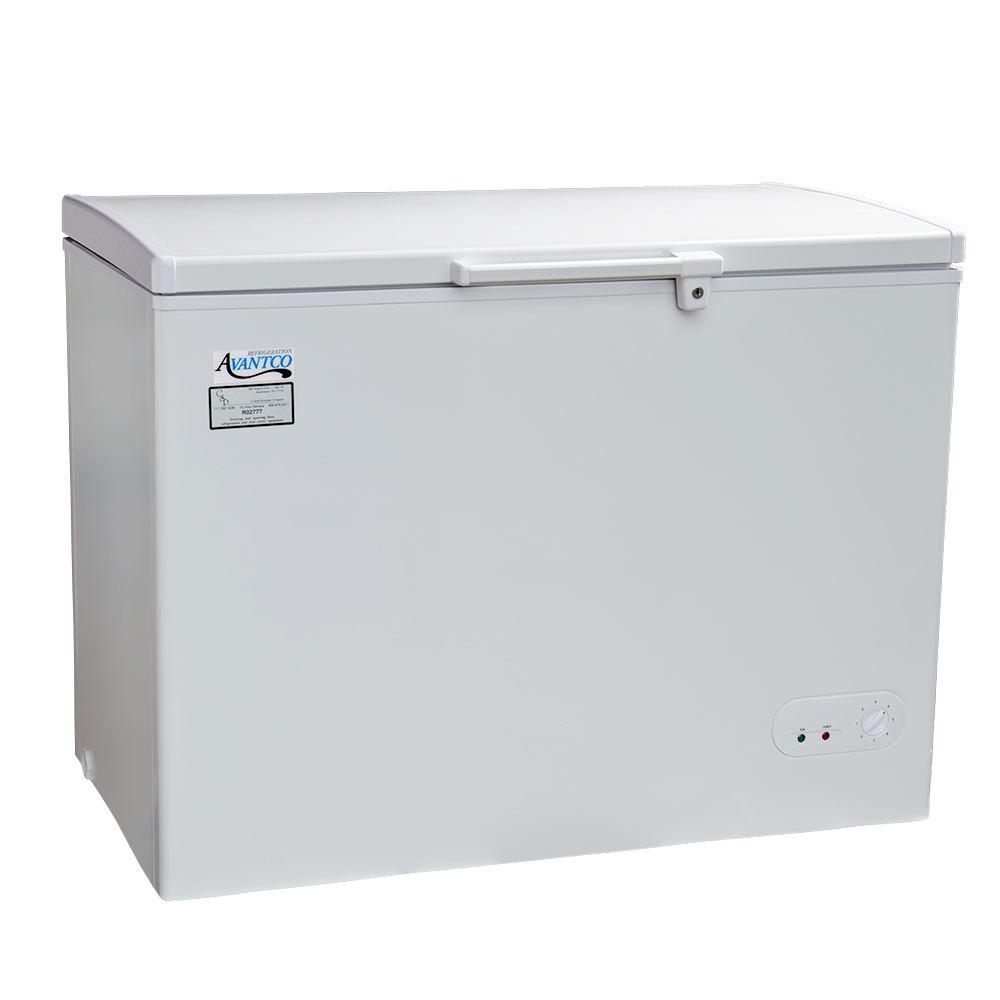 Avantco Hf9 8 4 Cu Ft Commercial Chest Freezer