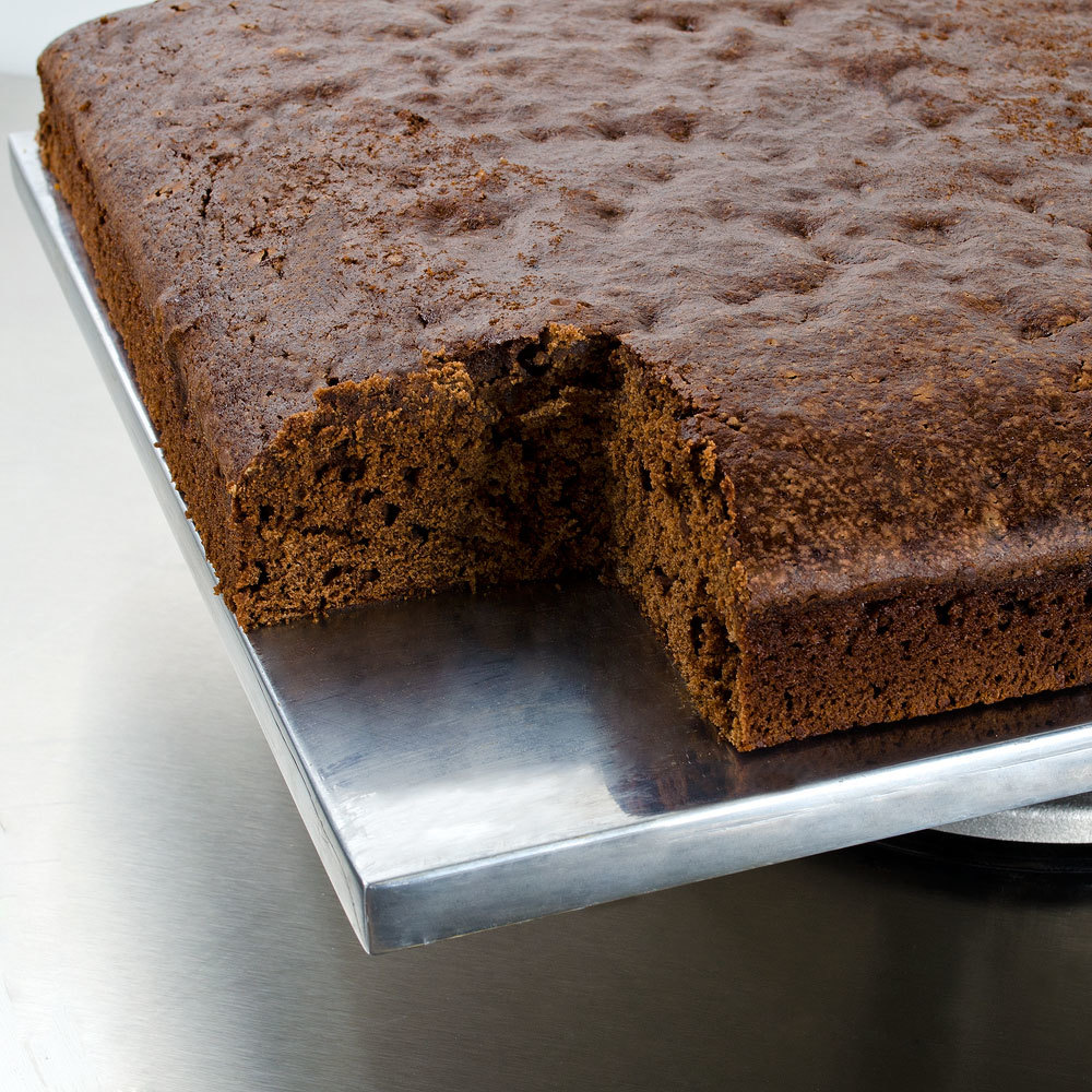 5 lb. Chocolate Brownie Cake Mix - 6/Case