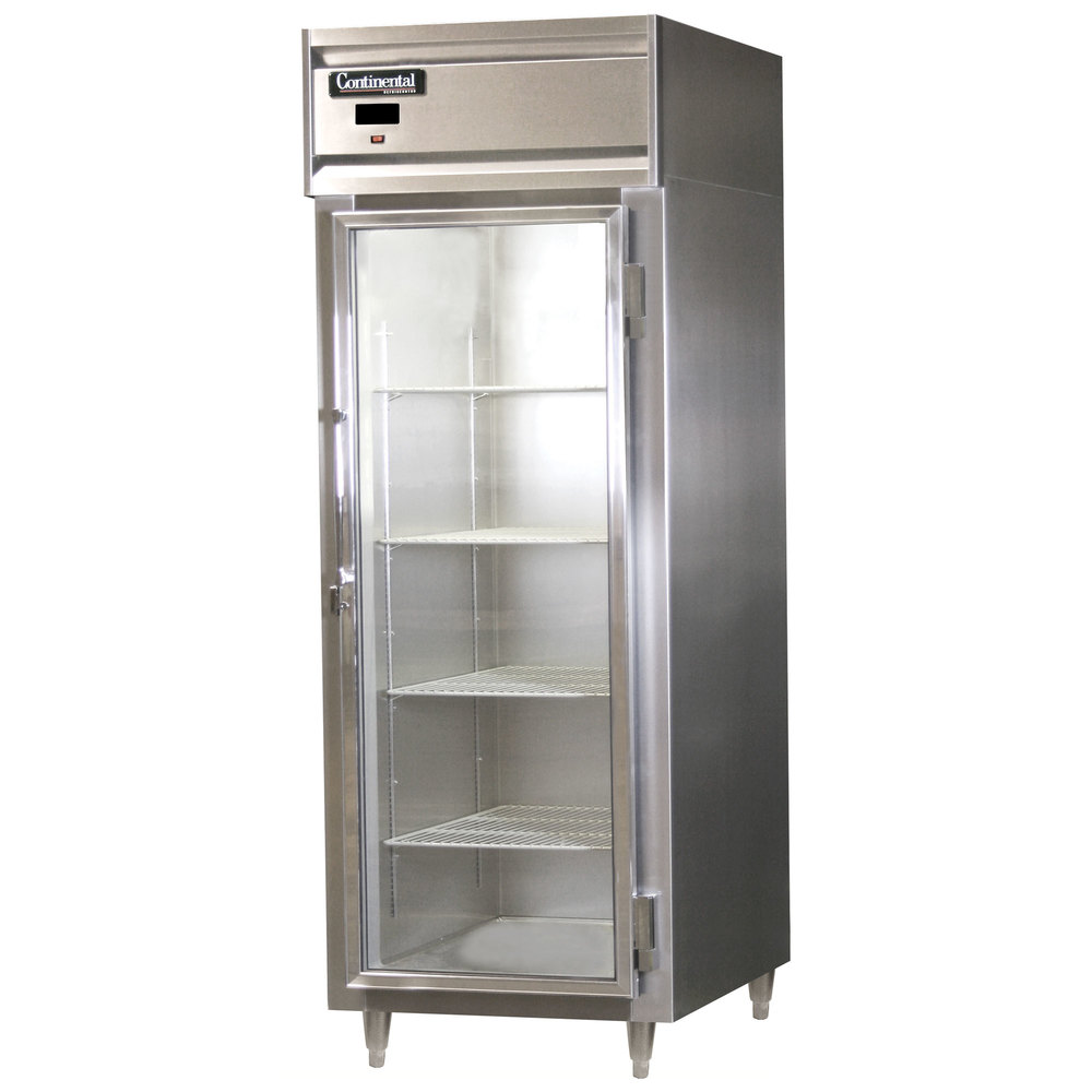 Continental Refrigerator Dl1re Ss Gd Designer Line 28 1 2