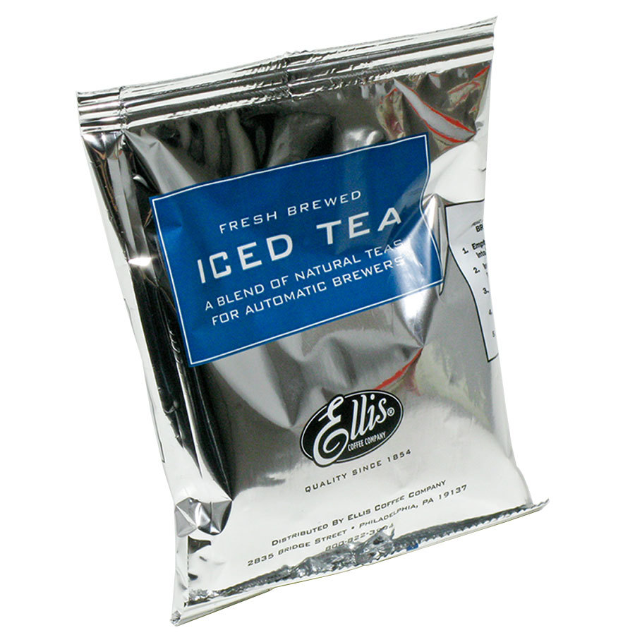 Ellis Loose Tea Brew 4 oz. Packets 25/Case