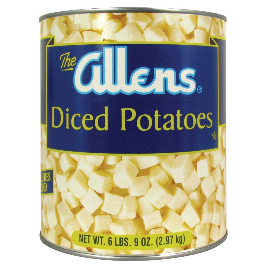 Diced Potatoes #10 Can