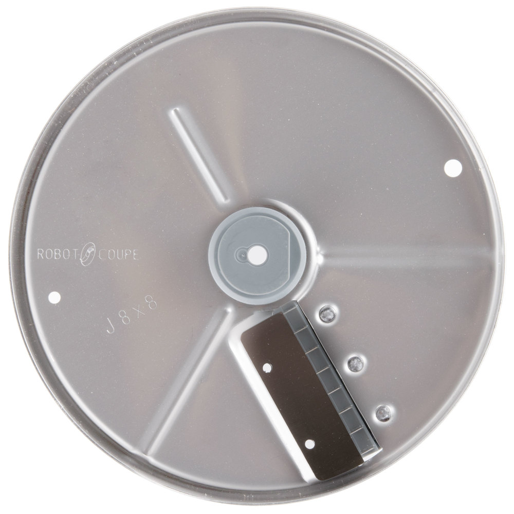 "Robot Coupe 27048 5/16"" Julienne Cutting Disc"