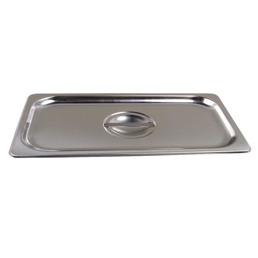 1/9 Size Solid Steam Table / Hotel Pan Cover