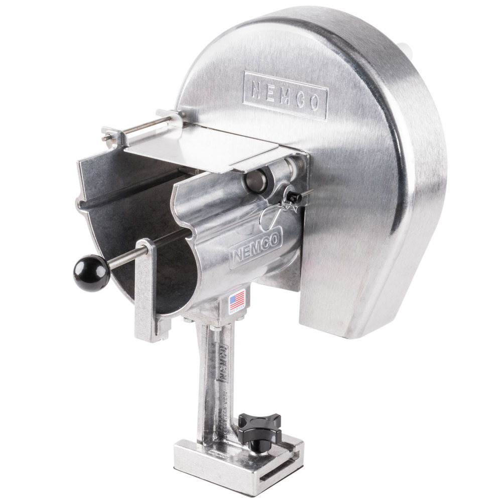 Nemco 55200an 4 Easy Slicer With 1 8 Quot Fixed Cut Fruit