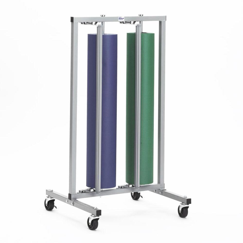 "Bulman Products Inc. Bulman R997-36 36"" Vertical Two Roll Paper Rack at Sears.com"